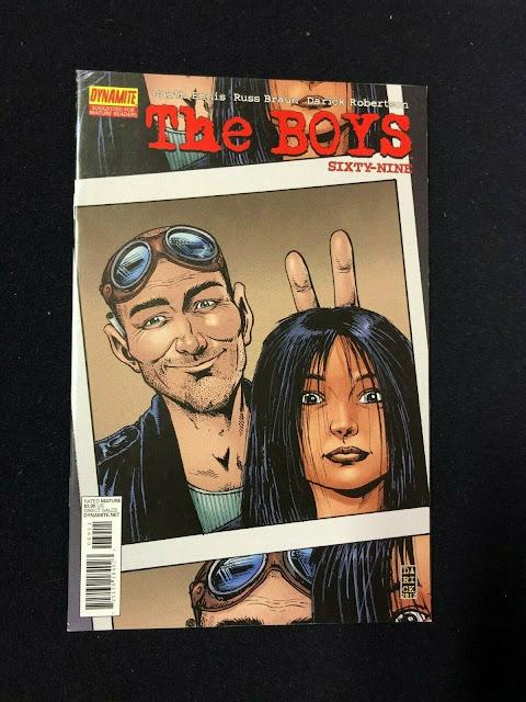 Comic The Boys