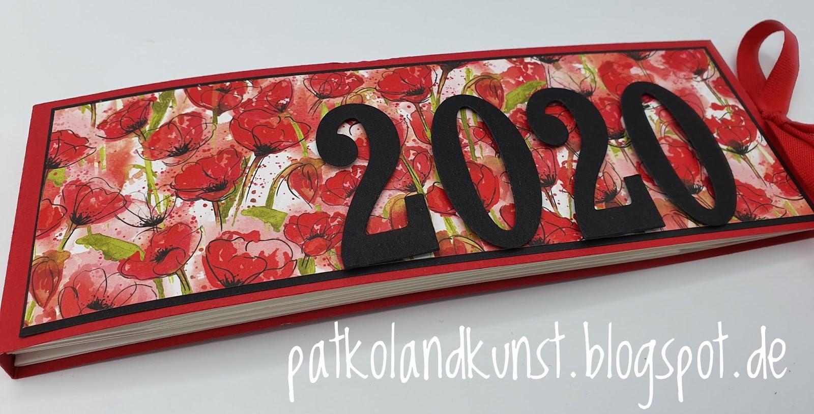 Patko Landkunst Leparello Blog Hop Zeit Im Team Pastello