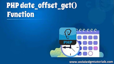 PHP date_offset_get() Function