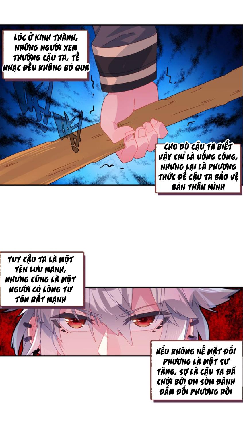 Sinh Tiêu Thủ Hộ Thần chap 7 - Trang 3