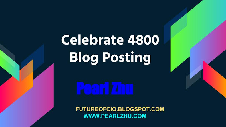 "The ""Fulture of CIO"" 4500 Blogs Celebration"