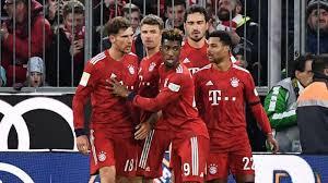 مشاهدة مباراة بايرن ميونيخ وفورتونا دوسلدورف