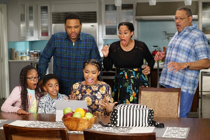 Black-ish - Episode 3.21 - Sister, Sister / Episode 3.22 - All Groan Up - Promotional Photos & Press Release