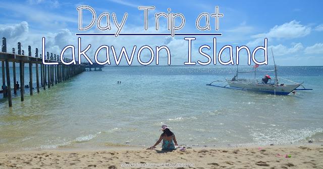 Day trip at Lakawon Island Resort