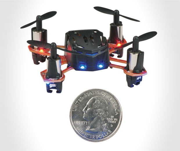 Nano Remote Controlled Quadcopter
