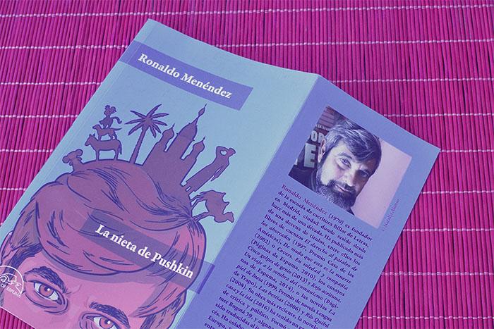 Reseña de «La nieta de Pushkin» de Ronaldo Menéndez (Páginas de Espuma)