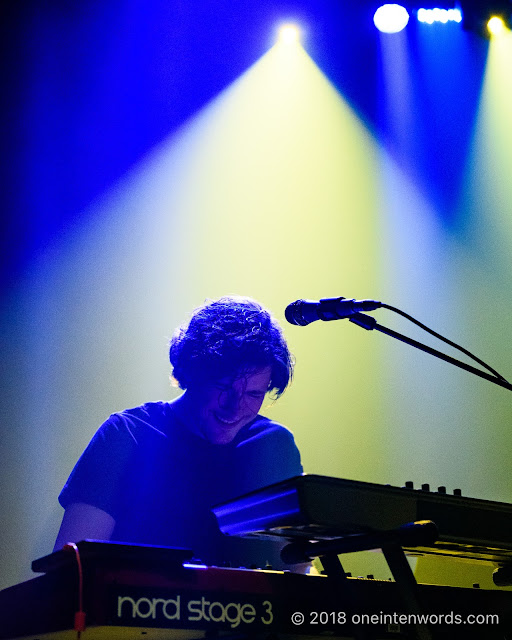 The Zolas at The Danforth Music Hall on November 22, 2018 Photo by John Ordean at One In Ten Words oneintenwords.com toronto indie alternative live music blog concert photography pictures photos nikon d750 camera yyz photographer