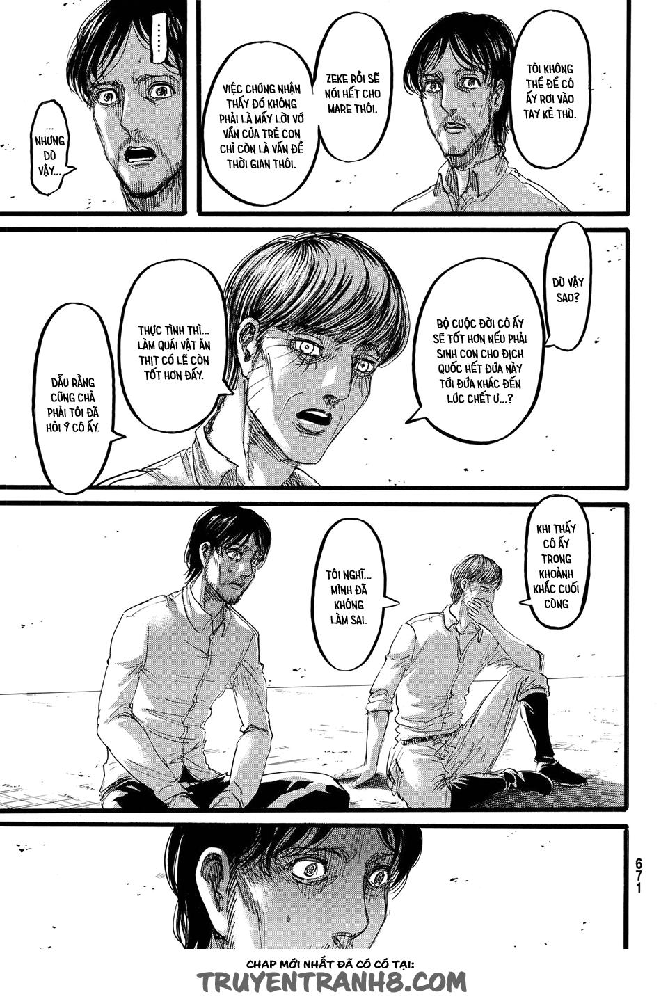 Shingeki no Kyojin - Attack on Titan Chap 88 page 29 Congtruyen24h