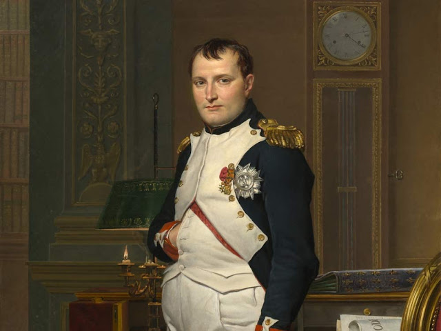 Napoleon Was Short  A tall tale. At five six, he was slightly above average height for a Frenchman of the time.