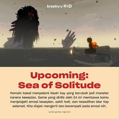 Game Upcoming Sea of Solitude Peduli Dengan Kesehatan Mental