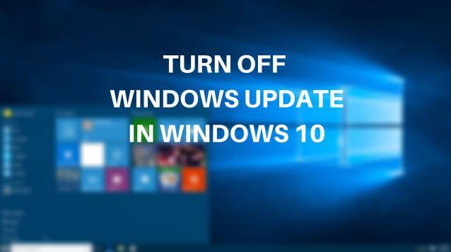 كيف, يمكنني, إيقاف, تشغيل, تحديثات, ويندوز, 10؟