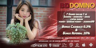 Cashback 2x Di Situs Judi Sakong Online BdDomino