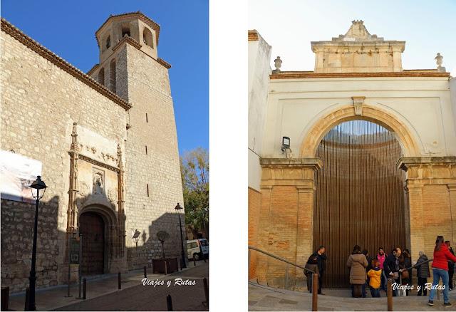 Iglesia y fuente de la Magdalena, Jaén