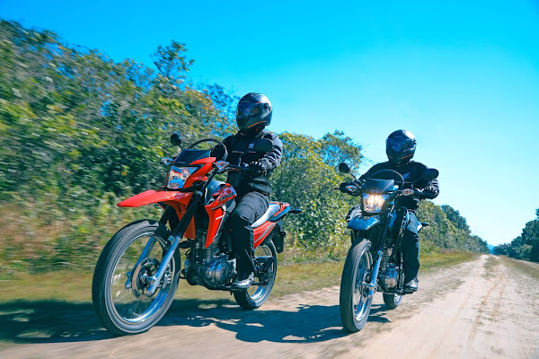 Honda NXR 160 - 3ª moto mais vendida do Brasil