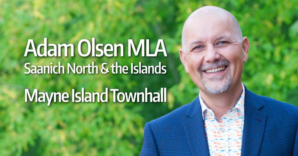 MayneNews - Mayne Island Community Announcements and News