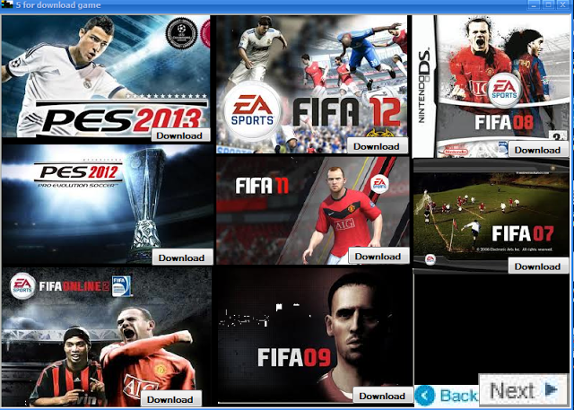 5 for download game