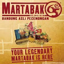 Wisata Kuliner di Jakarta Pusat Martabak Bandung 65A