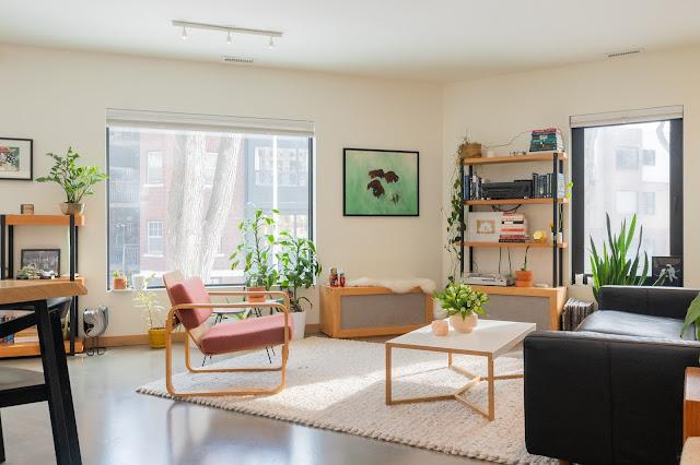 Desain Interior Ruang Tamu Minimalis Mewah dan Elegan