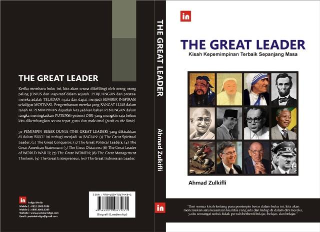 The Great Leader (Penyunting Asep Rachmatullah)