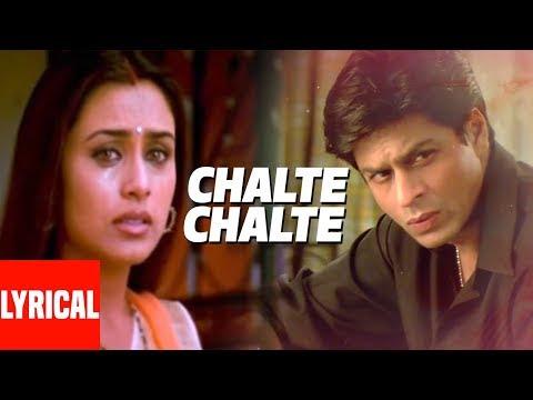 Chalte Chalte Song Download Chalte Chalte 2003 Hindi