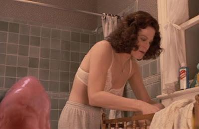 Sigourney Weaver no tenía que quitarse la camisa