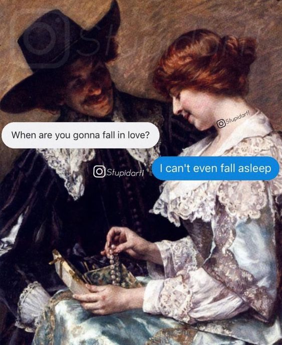Have Some Fun With These 9 Classical Art Memes