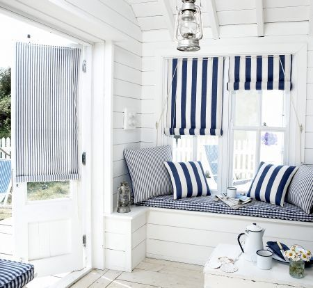 ESTILO DECORATIVO: NAVY