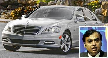India S Billionaires Passion About Car C P Krishnan Nair Mukesh