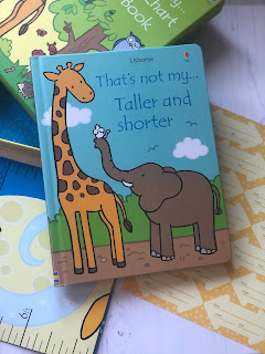 thats not my height chart and book