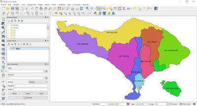 Administrasi Provinsi Bali