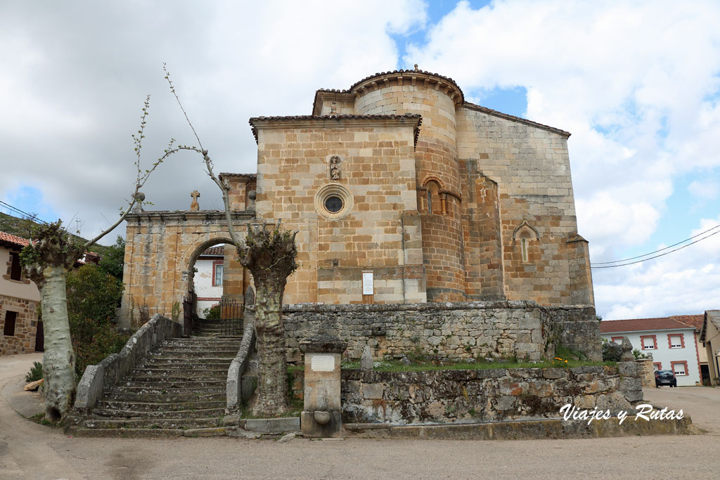 Iglesia de Nuestra Señora de la Asunción, Barrio de Santa María