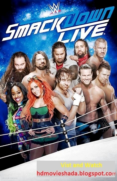 WWE Smackdown Live 5th March 2019 720p HDRip 1GB Download