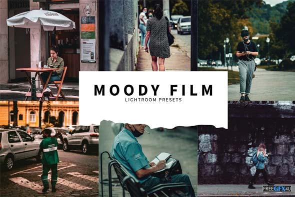 Moody Film Lightroom Presets