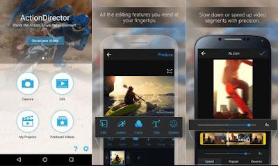 Aplikasi edit video di android terbaik ini semoga sanggup menjadi salah satu pilihan untuk k 6 Aplikasi Edit Video di Android Terkece Ala Youtuber
