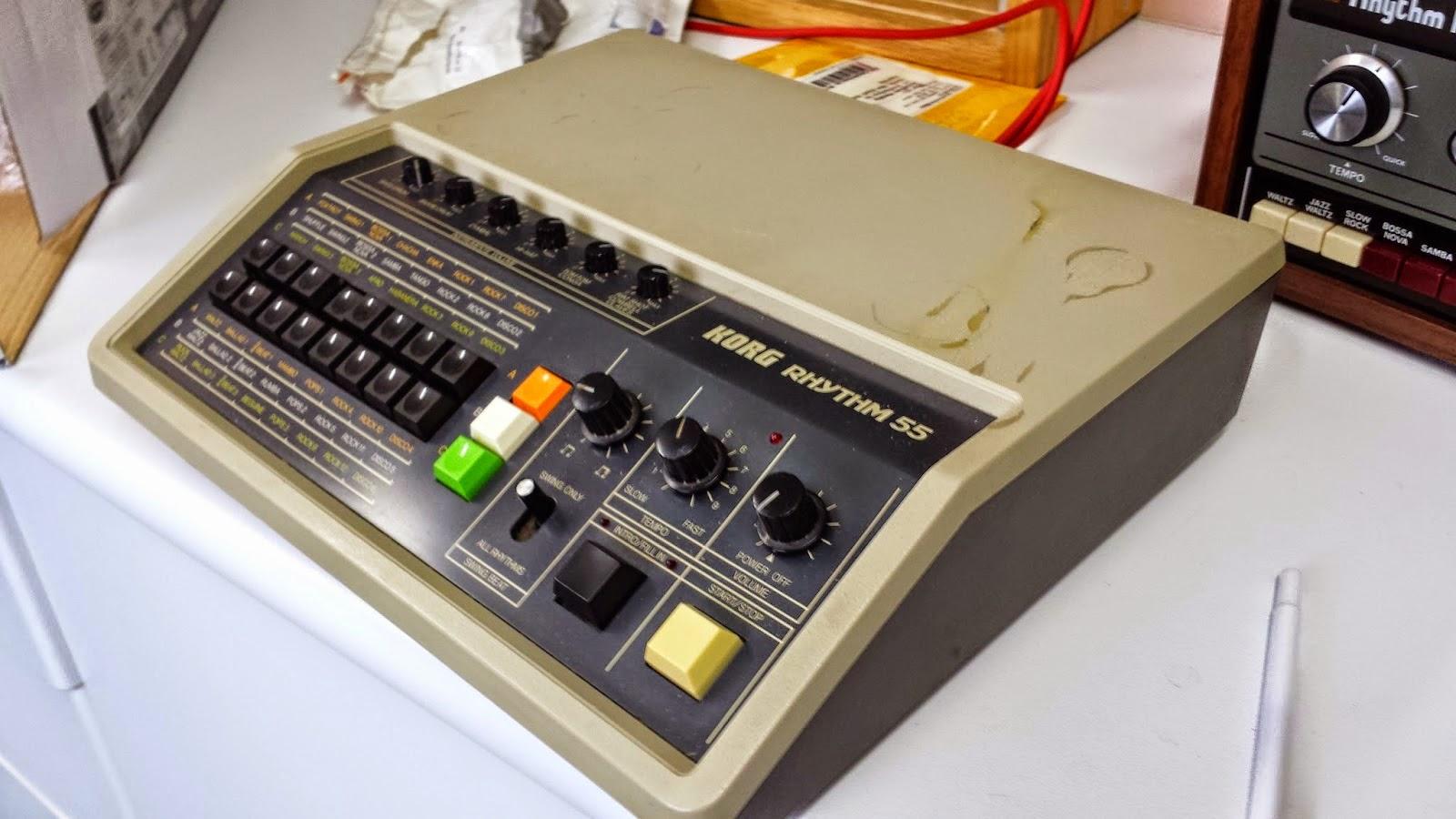 Best Drum Machine Electronic Music : jondent exploring electronic music korg drum machines the timeline ~ Russianpoet.info Haus und Dekorationen