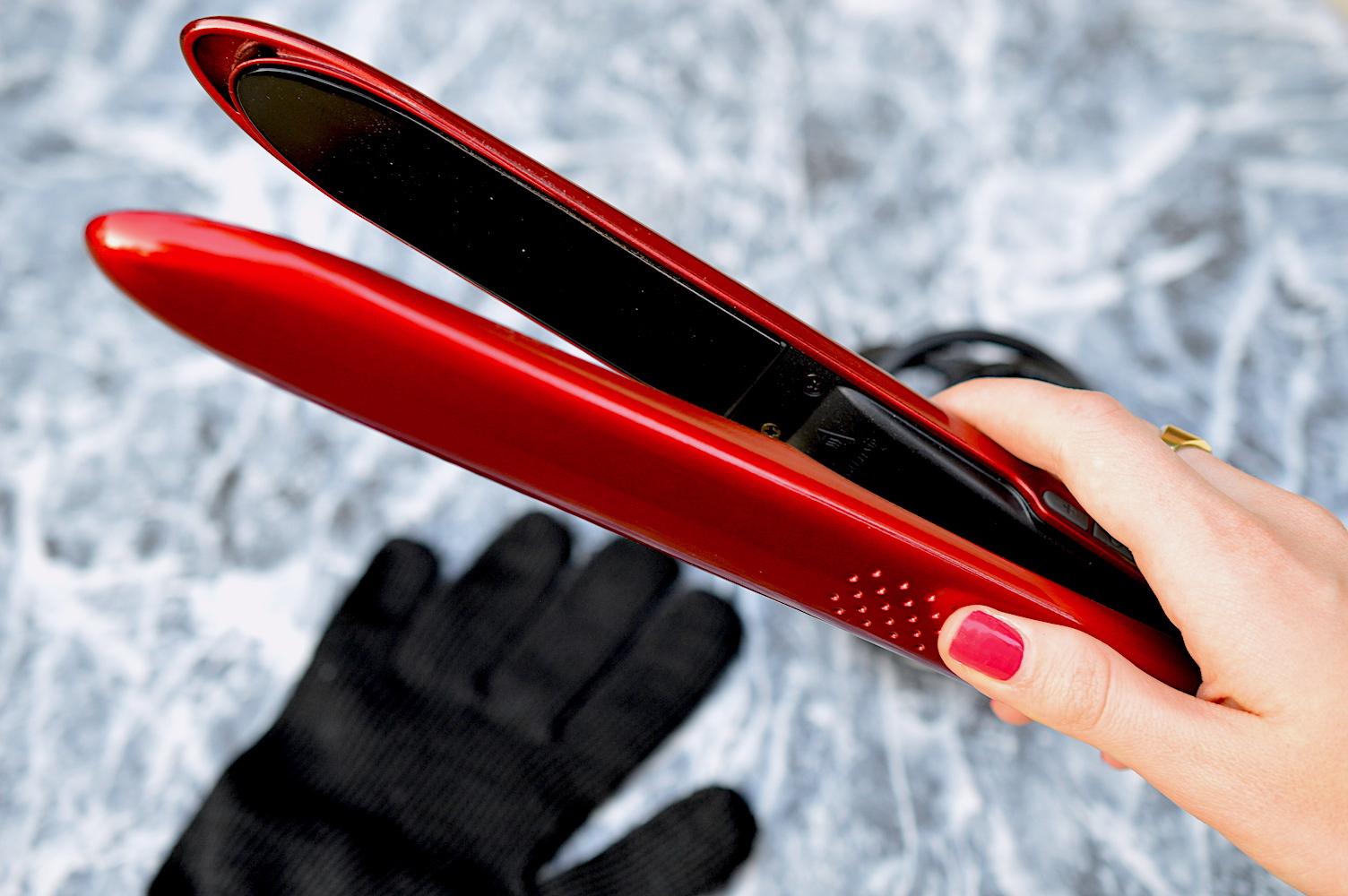 Titanium Hair Straightener