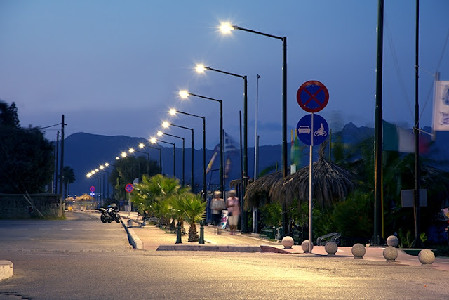 Θεσπρωτία: Αναβαθμίζεται ο οδοφωτισμός στο εθνικό και επαρχιακό δίκτυο της Θερσπρωτίας