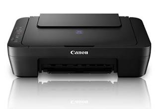 Driver Printer Canon Pixma E410