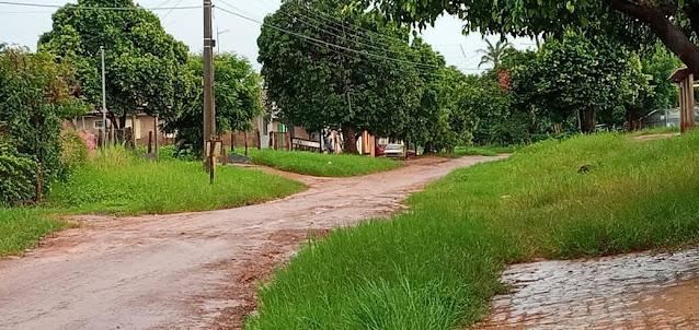 Cristópolis: Prefeitura diz que obra de pavimentação asfáltica em Santa Rosa começará em breve, VEJA MAIS DETALHES