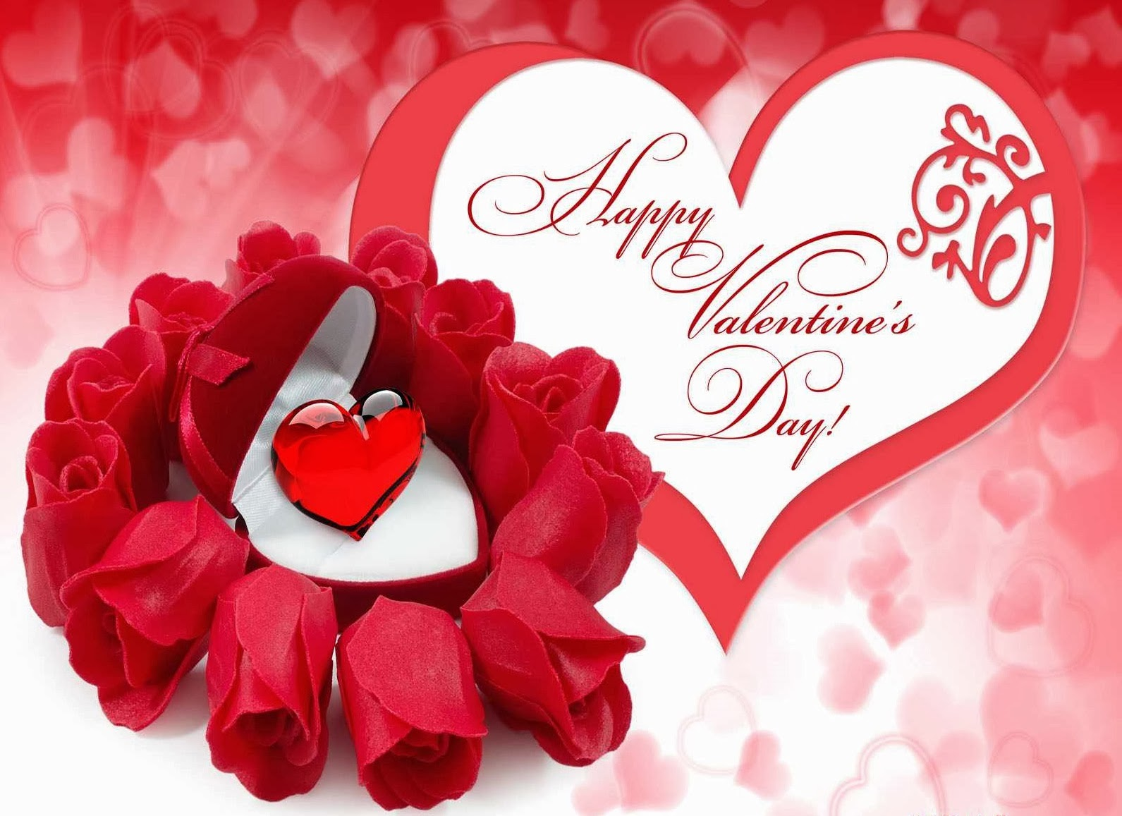 Happy Valentines Day 2015 SMS Quotes Wishes: Happy