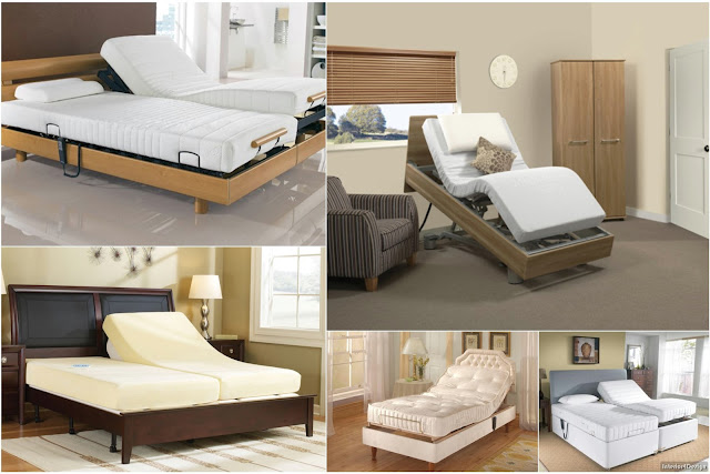 Electric Adjustable Beds For More Comfort And Fun