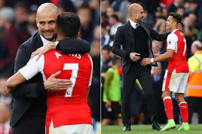 Sanchez Digaji Tinggi Di Manchester City