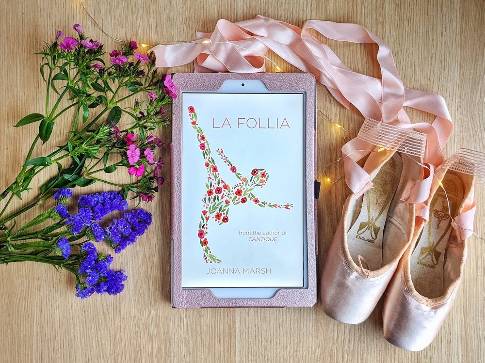 Novel La Follia explores creativity, ballet performance
