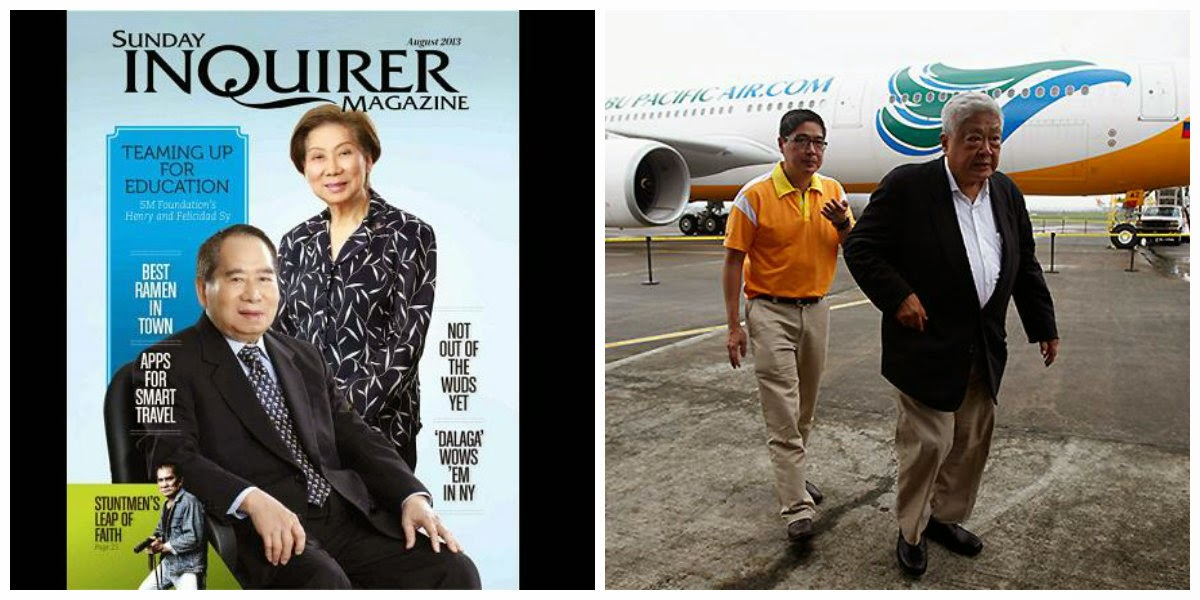 Henry Sy still the richest billionaire in the Philippines – Forbes