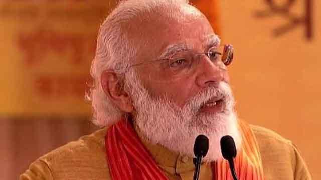 नरेन्द्र मोदी बन रहे हैं भारत के सिकंदर