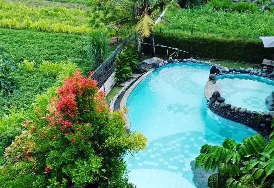 kolam eksotis tembi rumah budaya
