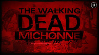 The Walking Dead Michonne v1.04 Apk + Data