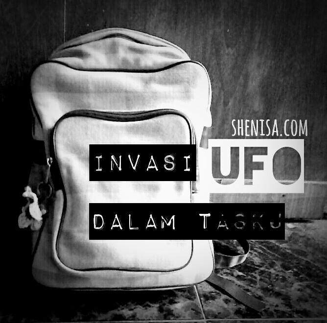 Invasi UFO dalam Tasku