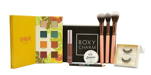 SUSCRIBETE A BOXYCHARM!
