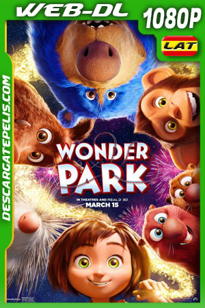 Parque mágico (2019) 1080p WEB-DL Latino – Ingles
